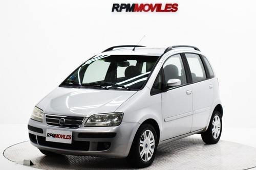 Fiat Idea 1.8 Hlx 2006 Rpm Moviles