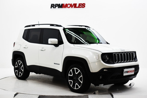 Jeep Renegade Longitude 1.8 At 2020 Rpm Moviles