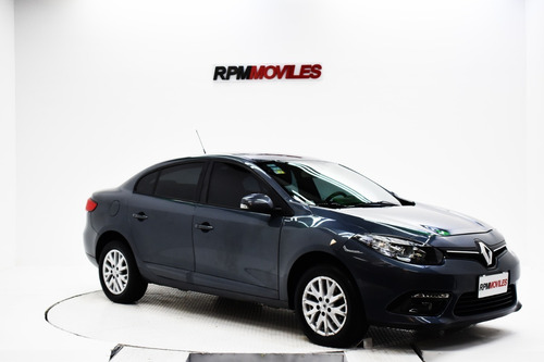 Renault Fluence Luxe 2.0 Pack Cvt At 2017 Rpm Moviles