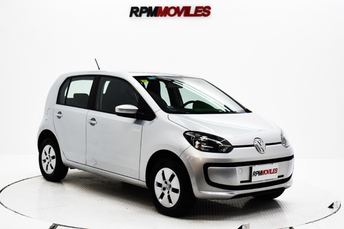 Volkswagen Up 1.0 Move 5p 2016 Rpm Moviles