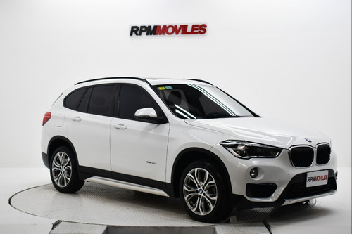 Bmw X1 Sdrive 2.0 2017 Rpm Moviles