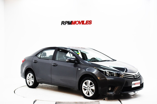 Toyota Corolla Xei 1.8 Cvt At 2016 Rpm Moviles