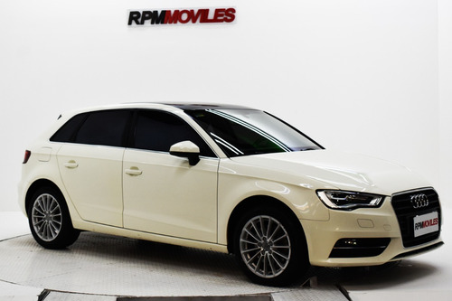 Audi A3 Sportback 1.8tfsi At 2013 Rpm Moviles